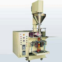 Collar Type Auger Filler Machine