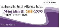 Megabrith SR-200 Tablets