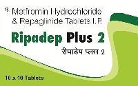 Ripadep Plus 2 Tablets