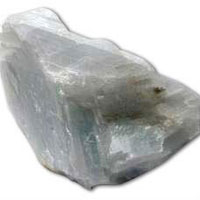 Uncoated Calcite