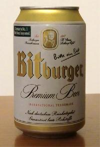 Bitburger Premium Beer