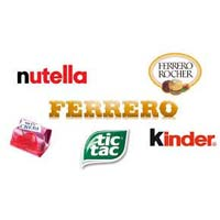 FERRERO Rocher/Nutella/Kinder