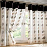 Printed Door Curtains