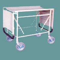 Hospital Stretcher Trolley (RESTF 16)
