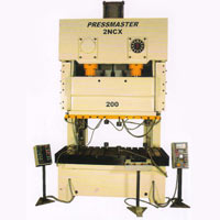 Double Point C Frame Press Machine