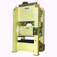 Straight Side Press Machine (KHX Series)