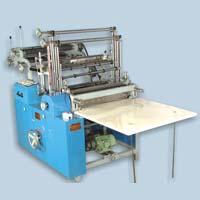Manually Operated Bottom Sealing and Cutting Machine