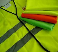 Fluorescent High Visibility Fabric (135GSM)