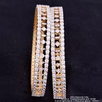 Diamond Bangles(ATBG-GH144)