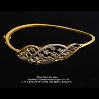 Diamond Bracelets(ATK-FG37)