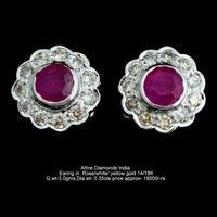 Diamond Earrings(ATER-AR31)