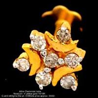 Diamond Nose Pins(ATNP-222)