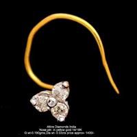 Diamond Nose Pins(ATNP96)