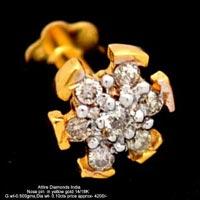 Diamond Nose Pins(ATNP-236)