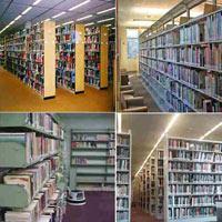 School Library Rack