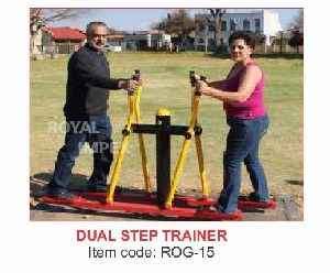 Dual Step Trainer (ROG-15)