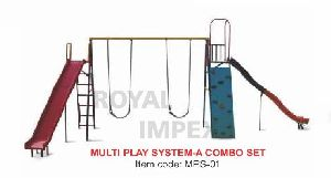 Multi Play System-A Combo Set (MPS-01)