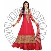 Karishma Red Fashion Dress
