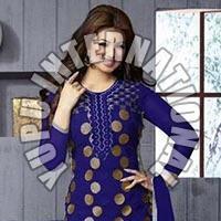 Ayesha Takia Royal Blue