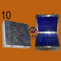 Square Shaped Dry Fruit Boxes
