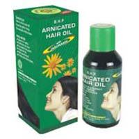 Homeopathic Hair Oil