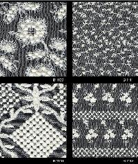 Schiffli Embroidered Fabric 03