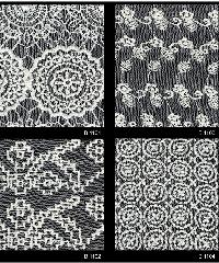 Schiffli Embroidered Fabric