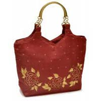 Klang Metal Handle Bag