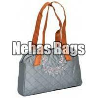 Ladies Leather Handle Bags