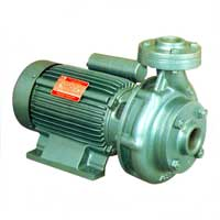 Single Phase Centrifugal Monoblock Pumps