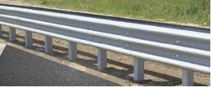 Highway Guard Rail 02