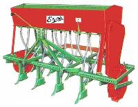 Seed Drill with Fertilizer
