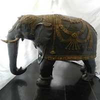 Brass Animal Figures 05