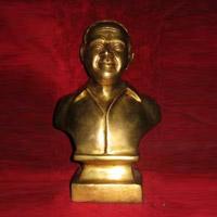 Kashiram  Brass Statue