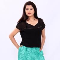 Cotton Jodhpur Plazo Green