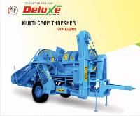 Multi Crop Thresher With Basket