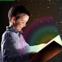 Quantum Speed Reading for Children