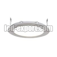 Round Panel Downlights (GE-08012-12W-180)