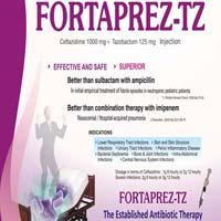 Ceftazidime Tazobactam Injection
