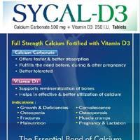 Calcitriol + Calcium Citrate + Magnesium Tablets