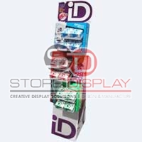 Candy Floor Display Stand