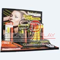 Cosmetic Point Of Sales Display Stand