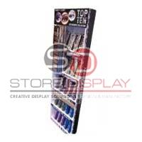 Eyeshadow Sidekick Cardboard Display Stand