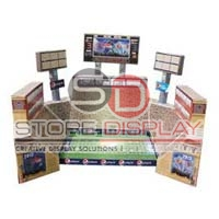 Promotion Point Of Sales Display Stand