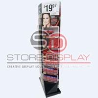 3 Sided Cardboard Display Stand
