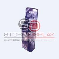 Cosmetic 5 Shelves Promotion Display Stand