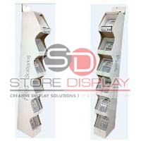 Cardboard Hang Sell Display Stand