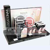 Corrugated Cardboard Counter Display Stand