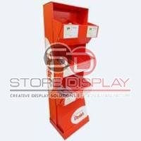 Custom Three Tier Display Stand