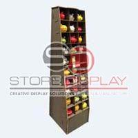 MDF Money Box Display Stand